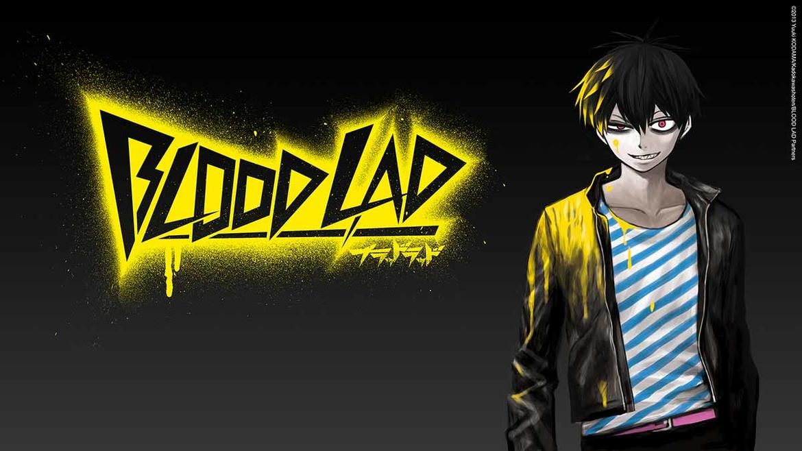 Blood Lad, Anime online schauen, Amazon Animax
