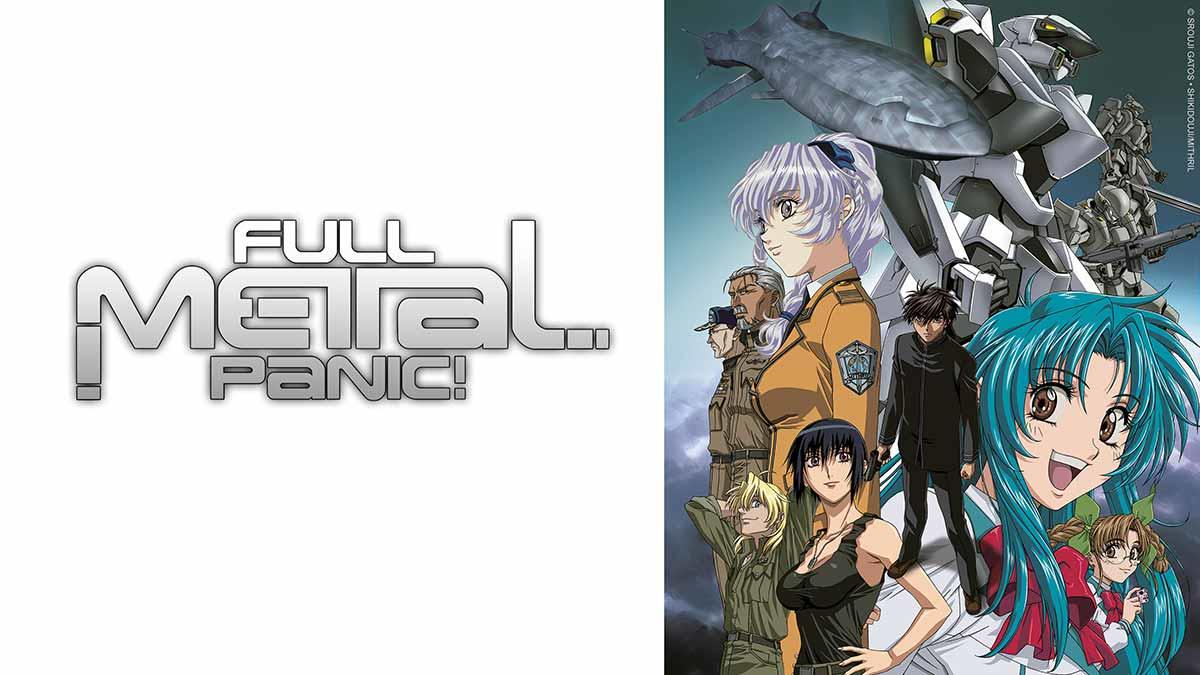 Full Metal Panic online schauen, Amazon, Anime online