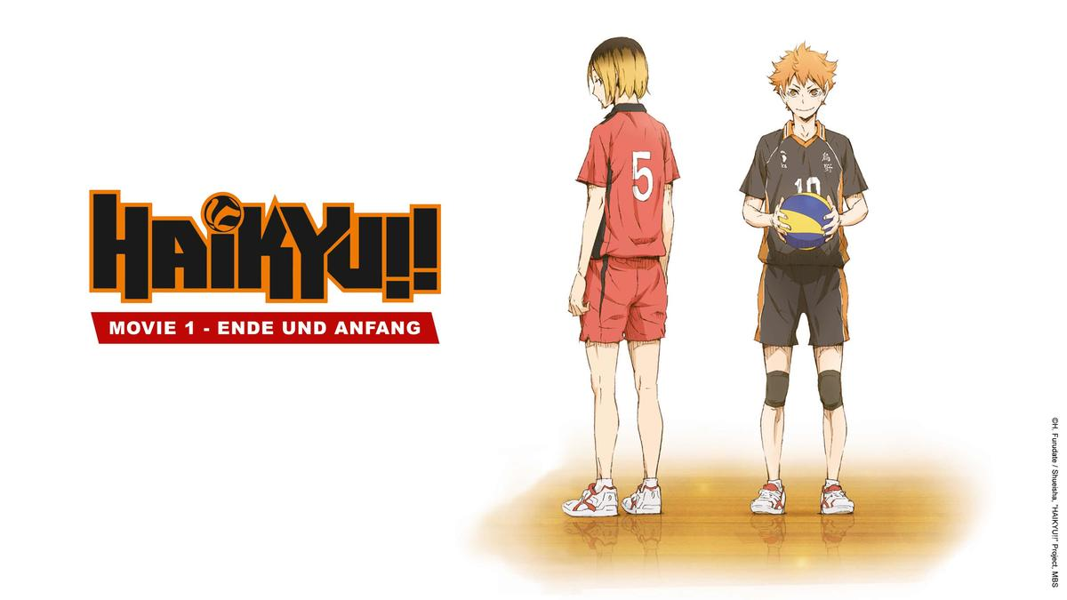 Haikyu Movie 1, Anime, Volleyball, Animax