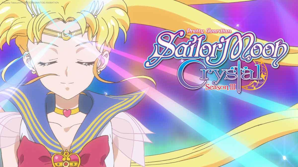 Sailor Moon Crystal auf Abruf bei ANIMAX