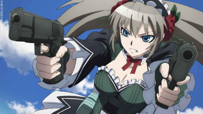 Magical Girl Spec-Ops Asuka bei ANIMAX